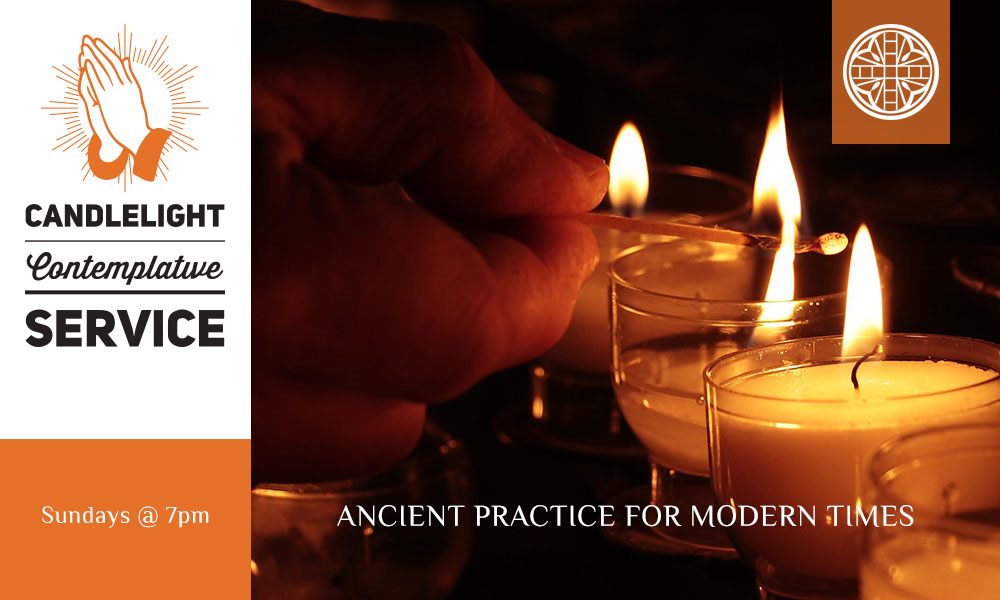 Candlelight Contemplative Service