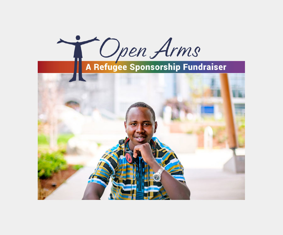 Open Arms / A Refugee Sponsorship Fundraiser