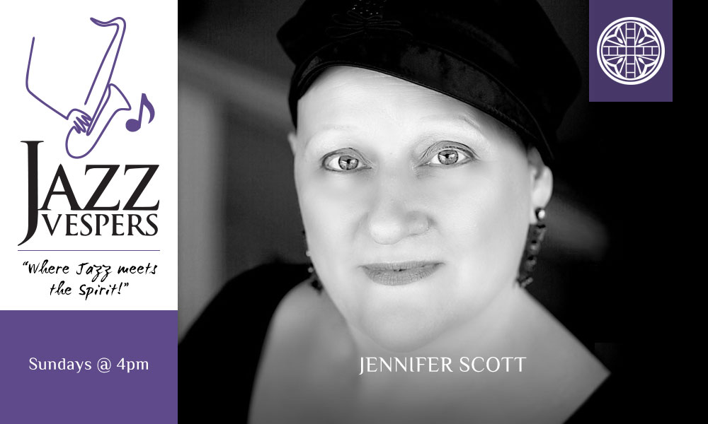 Jazz Vespers Jennifer Scott
