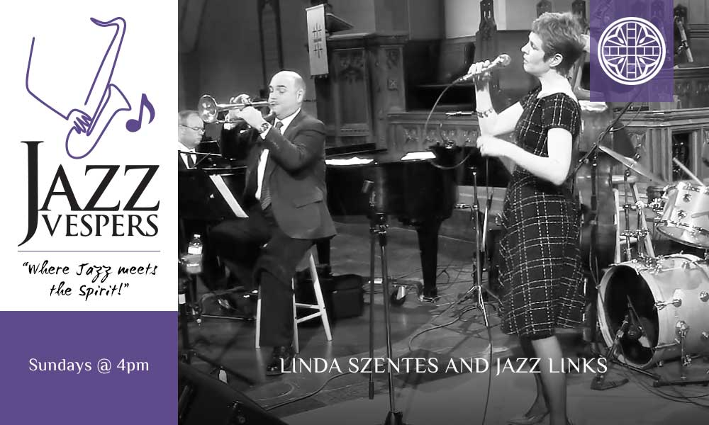 Jazz Vespers Linda Szentes and Jazz Links