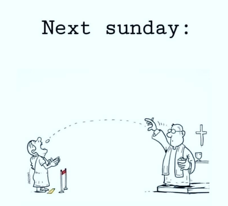 Next Sunday