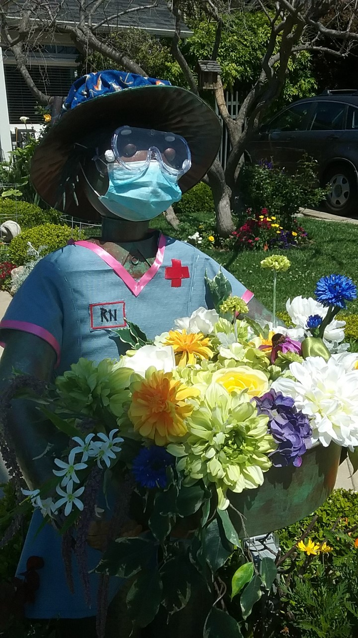Garden Nurse during Covid 19
